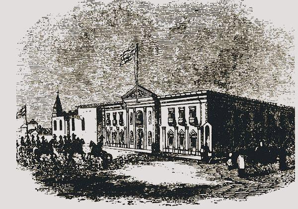 Palacio Nacional de Costa Rica