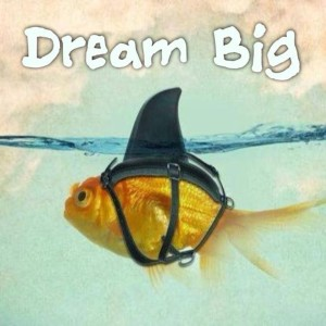 dream big from pinterest